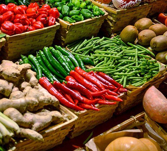 Frutas y Legumbres Dona Mendoza